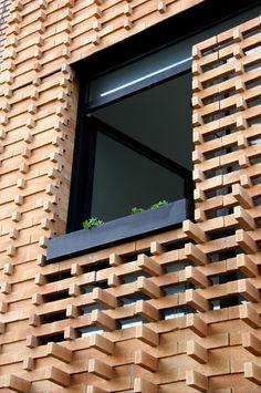 Galeria - Casa padrão de tijolos / Alireza Mashhadmirza - 10