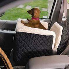 Lookout Car Pet Seat.