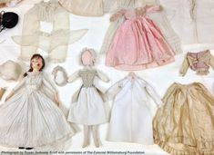 Two Nerdy History Girls: A Well-Loved Georgian Doll and Her Wardrobe, c.1790