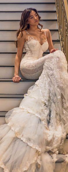 Luxury Bridal Dresses from Galia Lahav - Deer Pearl Flowers / http://www.deerpearlflowers.com/wedding-dress-inspiration/luxury-bridal-dresses-from-galia-lahav/