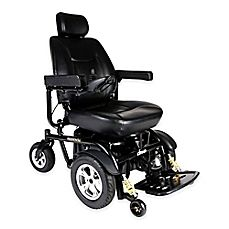 Drive Medical Trident Heavy Duty Front-Wheel Drive Power Wheelchair