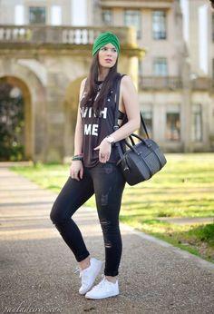 Hermosas zapatillas urbanas de mujer | Calzado 2015