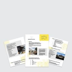 It's true, we have a bit if a thing for PDF design. All documents should be gorgeous and make the reader care. It's part of your brand and how you want others to feel experiencing it no matter whether it's a proposal like this or a worksheet you might need them to do.  #madebyus #madebytheidentity