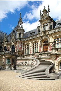 Palais Benedictine - Upper Normandie