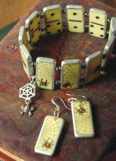 arachne's domino jewelry
