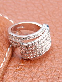 #DealDeyAccessories Ella Ring By Riana Collection