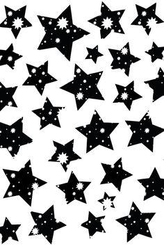 Black and white stars, black star, star background, background patterns, star Star Wallpaper, Widescreen Wallpaper, Pattern Wallpaper, Cute Wallpapers, Wallpaper Backgrounds, White Backgrounds, Iphone Backgrounds, Iphone Wallpapers, White Iphone Background