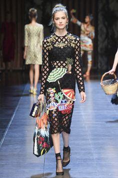 Dolce & Gabbana | Ready-to-Wear - Spring 2016 | Look 68