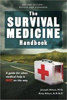http://amzn.to/2BHikIQ  The 2nd edition Survival Medicine Handbook(tm) is a guide for those who want to be medically prepared for any disaster where help is NOT on the way. This book is written by Joe Alton M.D. and Amy Alton A.R.N.P. the premiere Medical Preparedness Professionals from the top ten survival website doomandbloom dot net. This book is available in print and kindle and print book buyers can take advantage of Kindle's matchbook program to also buy the digital version for just…