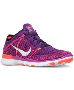 8d51be6c114c1 NIKE Nike Women S Free Tr Flyknit Training Sneakers From Finish Line.  nike   shoes