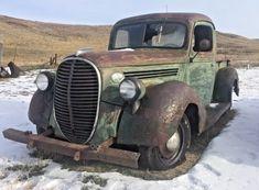 Farm Fresh: 1939 Ford 1/2 Ton Pickup