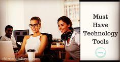 Tech Tools from your #ChiroSocialTech http://ift.tt/2gpLcrI