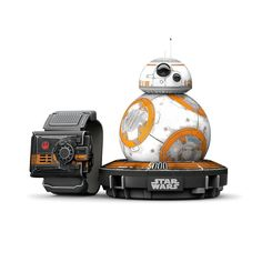 How does #App Controlled #Star Wars #BB8 #Robot works? #Toys #RemoteControlled #StarWarBB8 #YantraEducation #TechToy