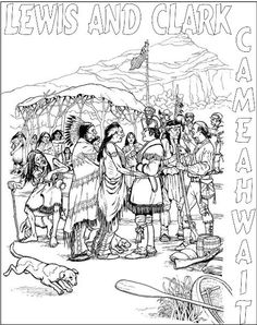 Free Lewis and Clark Printable