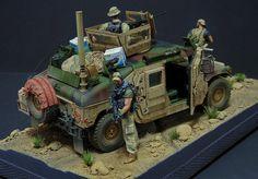 Afghanistan | Dioramas and Vignettes | Gallery on Diorama.ru