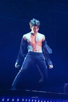 It's been a few days that pinterest is shocking me. I mean it's corrupted in the best possible way. Ohh Kai!
