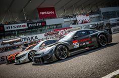 2014 Nissan GT-R NISMO GT500 Super GT Race Car Revealed