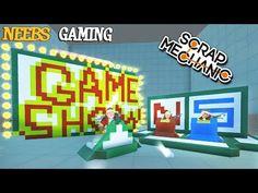 Scrap Mechanic - Game Show! - YouTube