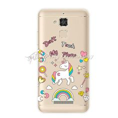 """RIVAS Fashion Young Soft Case For ASUS Zenfone 3 Max ZC520TL Lovely Soft Silicone Phone Cases For ASUS Zenfone 3Max ZC520TL 5.2"""""""