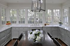 This is the most beautiful and well-planned  kitchen... many more pictures and descriptions in the article.