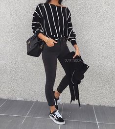 "15 Outfits so you don't see yourself as ""X"" as all of your school - Fashion - Mode First Date Outfits, Spring Outfits, Winter Outfits, Autumn Casual Outfits, Fall School Outfits, Casual Winter, Dressy Outfits, Dance Outfits, Winter Style"