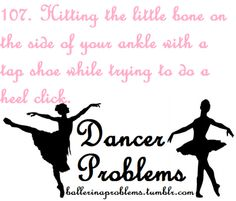 Ugh yes we have to do a bell in our recital piece and I'm pretty sure I'm going to injure myself.