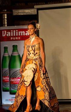 Miss world samoa 2013 Tahiti, Polynesian Designs, Polynesian Culture, Tapas, Island Wear, African American Weddings, Different Dresses, African Fashion, Designer Dresses