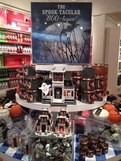 Bath Body Works Spook tacular Halloween 2014 Boutique