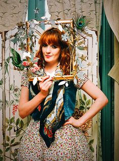 Florence & The Machine. It's hard to dance with a devil on your back so shake it off.