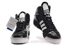 huge selection of 58db8 1ed2b Baratas Actitud Adidas Jeremy Scott Metro Hola Negro Blanco (Adidas  Attitude Hi)   OFF70%