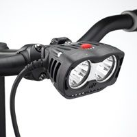 Niterider LED Police Light. Red/Blue or any combination of Red/Blue. Getting great reviews. #PoliceBike Light #4Bike-Police #PoliceBikeAccessories