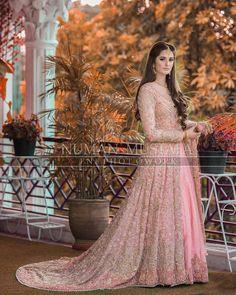 Asian Bridal Dresses, Wedding Dresses For Girls, Bridal Outfits, Pakistani Wedding Outfits, Pakistani Wedding Dresses, Pakistani Dress Design, Indian Outfits, Beautiful Evening Gowns, Beautiful Dresses