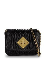 Moschino Online Store - Bags - Small leather bag...fantastic ;)))
