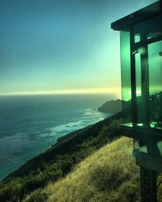 Postcard from Big Sur ... #CmyCalifornia #postranchinn
