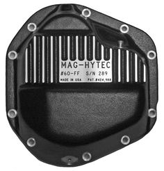 Mag-Hytec Dana 60 Front Differential Cover Ford Early 80's to Present F250/350/Excursion