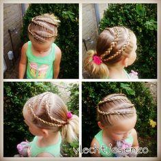 Zigzag braids