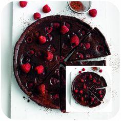 Clairejustine   UK Lifestyle   40+ Style   Nottingham: Chocolate And Raspberry Tart..