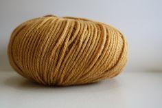 CASCADE - 220 SUPERWASH - Yarn - 853 Butterscotch - Light Worsted - Worsted - Wool - Washable - Knitting - Crochet - Soft - Medium Weight by frameandfibernj on Etsy