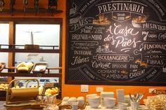 Prestinaria - Café da Manhã em Curitiba