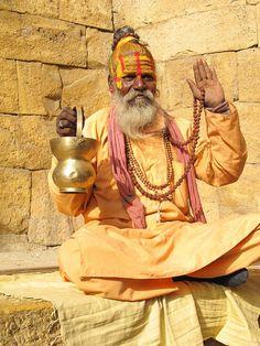 Sadu (2) #PERIPLOS en #India #viajes