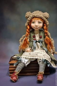 Collectible Doll Eugene | Коллекционная кукла Женька