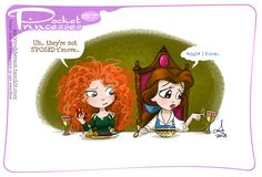 Pocket Princesses 57: Dinner Theater