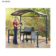 1000+ images about Grill Gazebo on Pinterest | Grill ...
