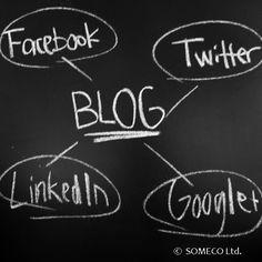 Sosiaalisen Median Blogi - Facebook - Twitter - LinkedIn - Google+ (c) Someco Ltd.