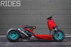 Honda Ruckus Customization - Rides Magazine