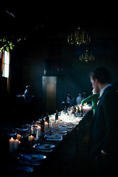 NY dinner, photo by Karen Mordechai