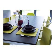 IKEA dark lilac stoneware (Fargrik)  sc 1 st  Pinterest & FÄRGRIK 18-piece dinnerware set turquoise | Dinnerware Dishwashers ...