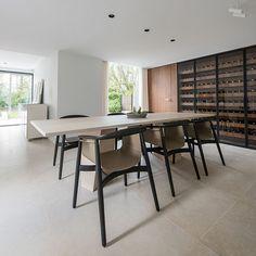 Maison moderne / Design intérieur / Contemporain / Salle à manger ...