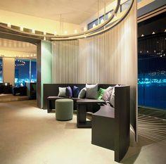 bondi iceberg dining room by lazzarini pickering architetti. Interior Design Ideas. Home Design Ideas
