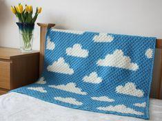 C2c Crochet, Manta Crochet, Crochet Blanket Patterns, Baby Blanket Crochet, Crochet Toys, Lap Blanket, Crochet Carpet, Corner To Corner Crochet, Christmas Knitting Patterns